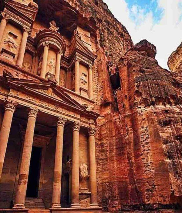 Petra Tour from Aqaba