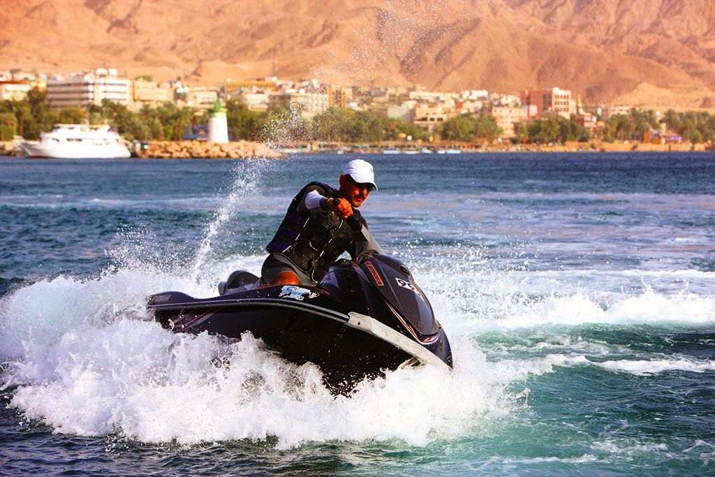 Watersports in Aqaba