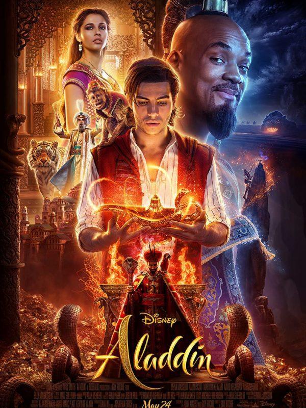Aladdin - Guy Ritchie - Petra - Jordan