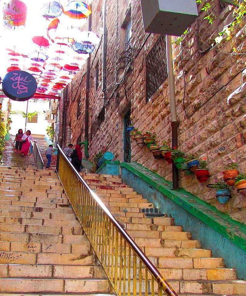 Amman - Jordan -Streets and facades