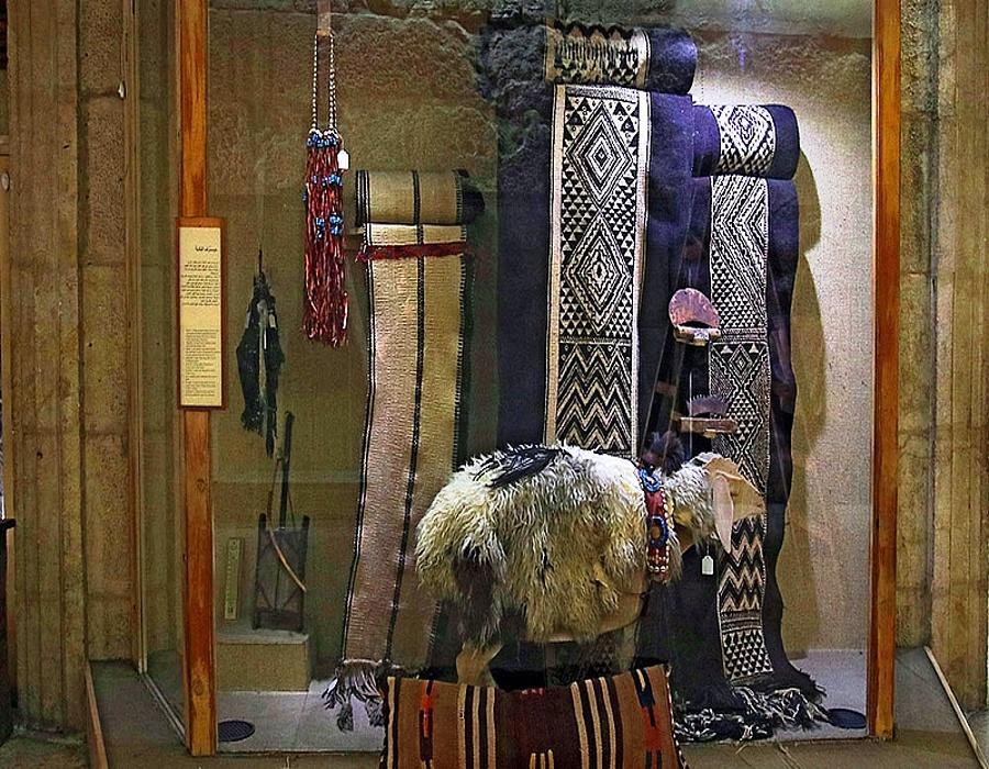 Beduin weavings