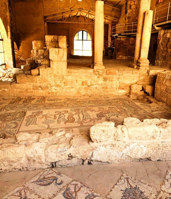 Excavating the Hippolytus Hall