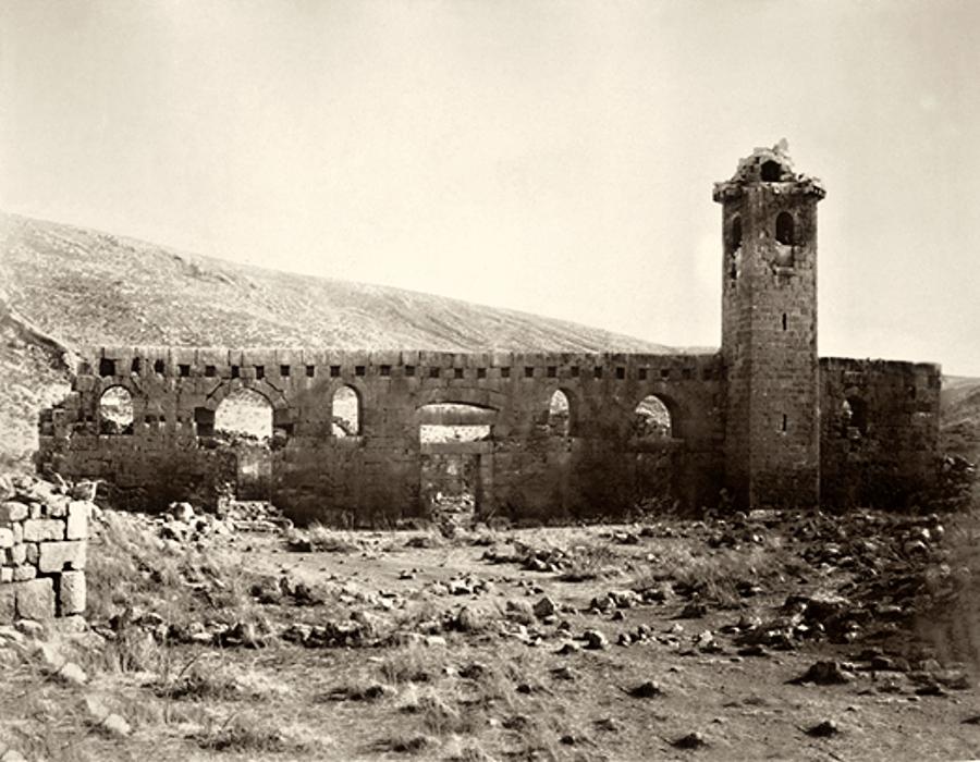 Grand Husseini Mosque 1867