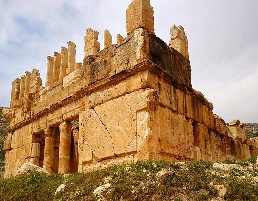 IRAQ AL-AMIR - Amman - Jordan