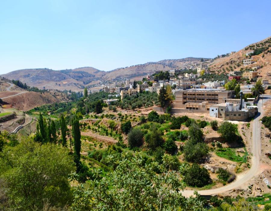Iraq_al_Amir, Al-Dayr village - Amman