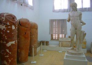 JERASH ARCHAEOLOGICAL MUSEUM