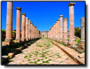 North Colonnaded Street