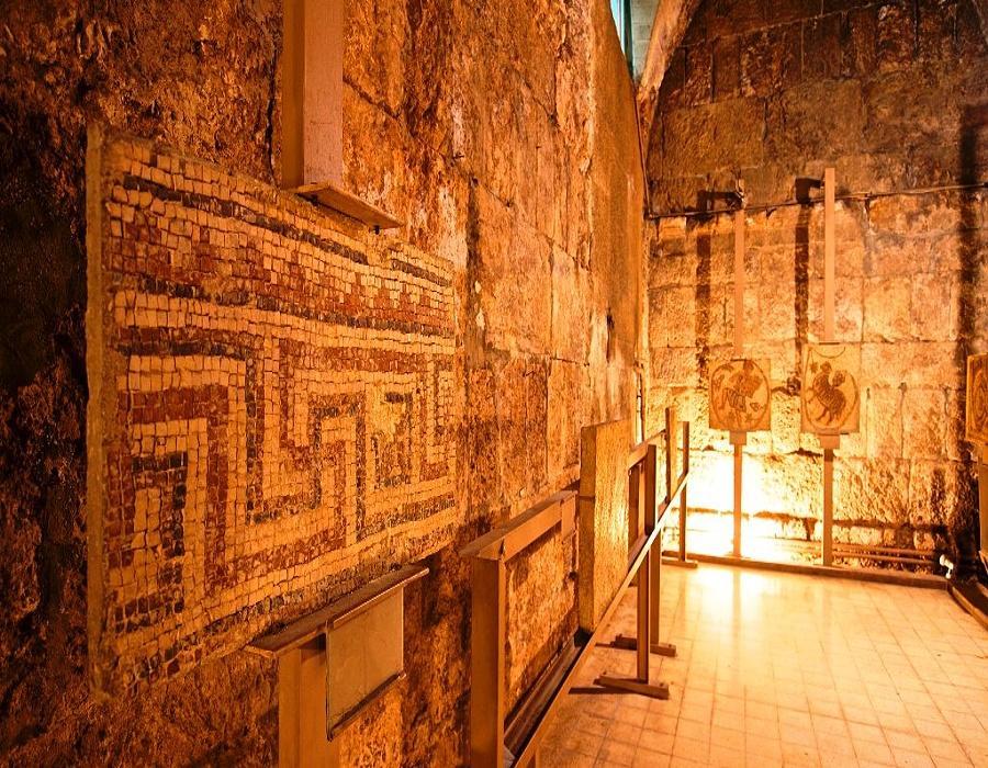 Jordanian Museum of Popular Traditions - five exhibition halls