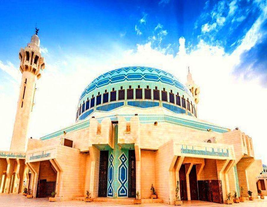 King Abdullah 1 Mosque Amman