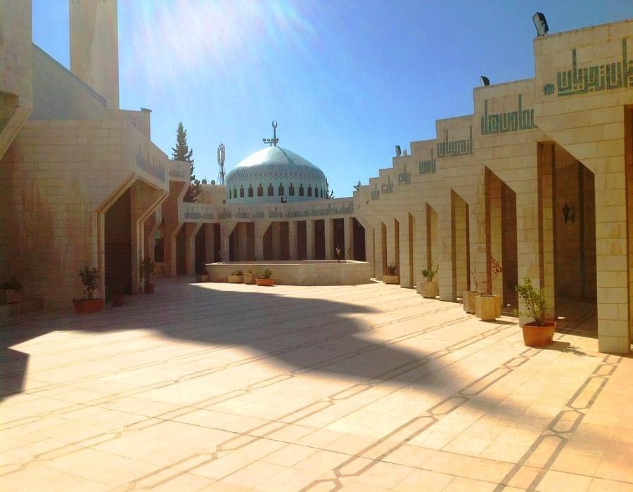 King Abdullah - Corridors - buildings
