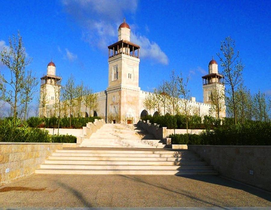 King Hussein Bin Talal Mosque - Amman
