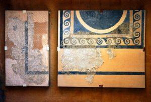 Mosaic from Machaerus
