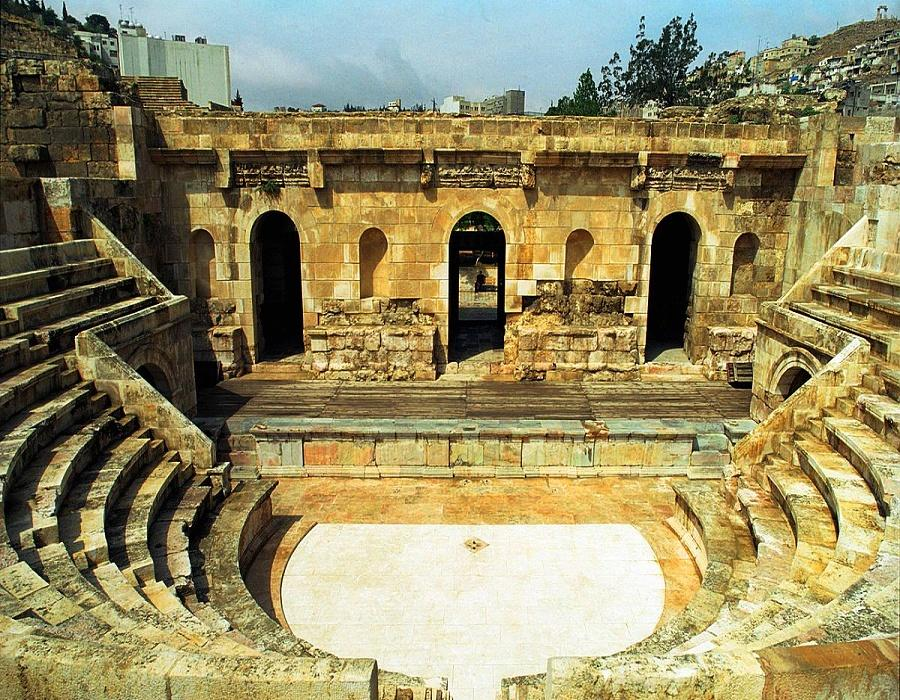 Odeon theater (Amman)
