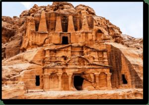 Petra (Obelisks Tomb)