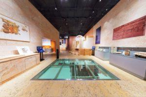 modren museum of Petra