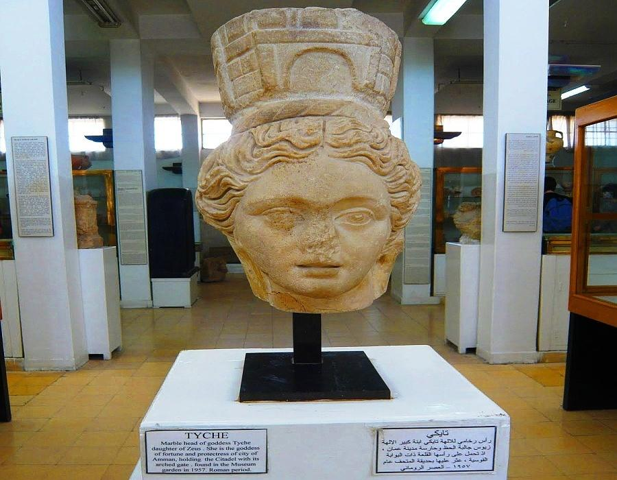 The Tyche of Amman
