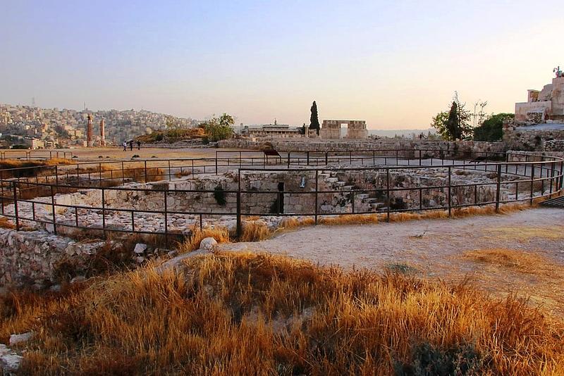 Umayyad Cistern