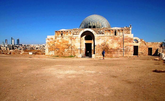 Umayyad Courtyard