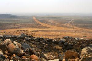 Al Azraq desert - Jordan