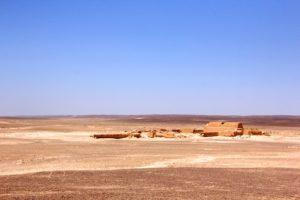 Desert view for Qasr Al Tuba