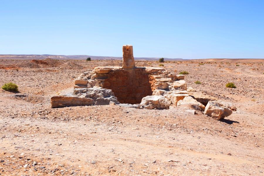 Northern the Castle - well