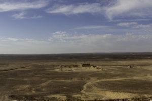 Qasr Tuba - General view