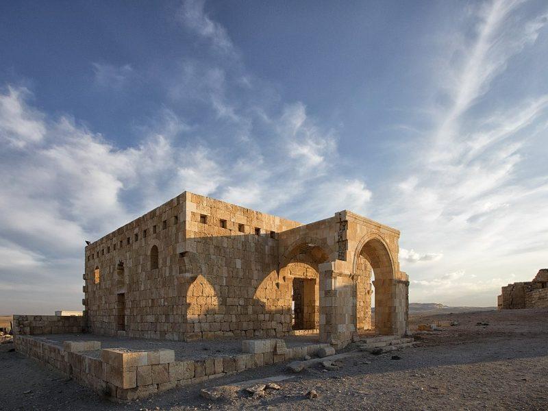 Desert castles in jordan - Al Hallabat
