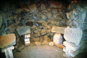 Stone reliefs from Ayn As Sawda