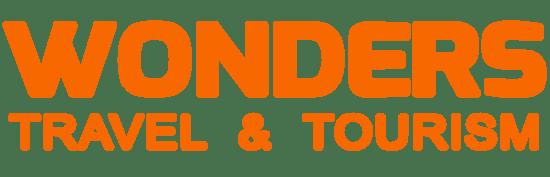 WONDERS TAVEL AND TOURISM LOGO