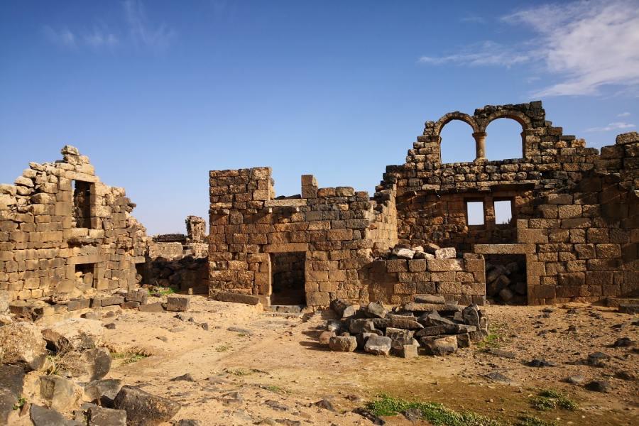 Desert Castles in Jordan - rough guide to jordan