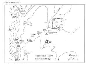 Humeima Archaeological Site 1998