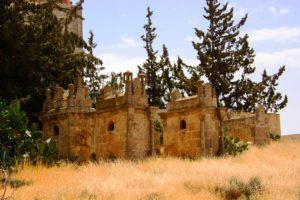 Qasr Al Qastal Tombs - Ottoman period