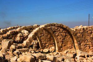 al-Qastal - Baths